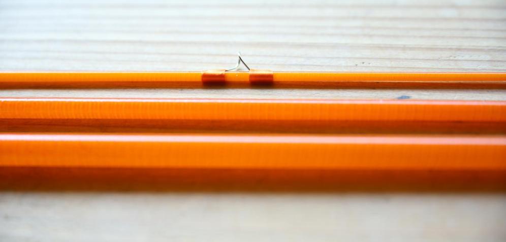7'soie3 orange ligature