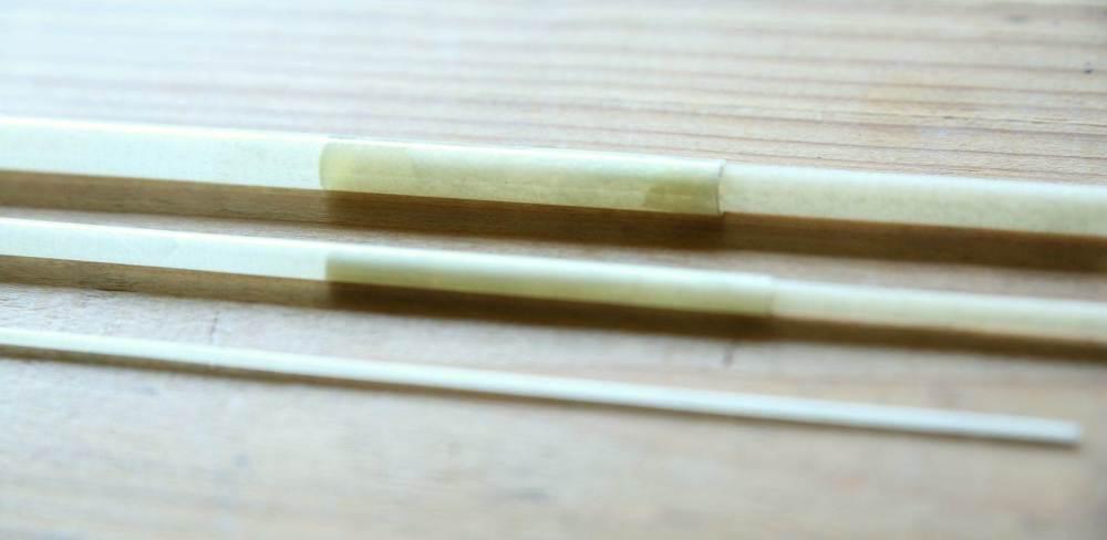 TAC E-Glass incolore spigot