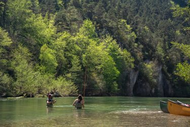 tarn wading